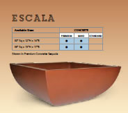 escala fire bowl
