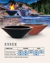 essex fire bowl