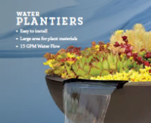 water planters